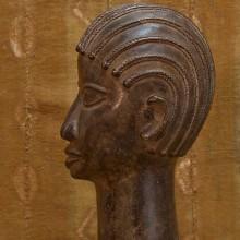Cabeza de bronce II