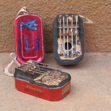 Calimba lata de sardina