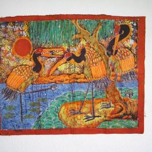 Batik Garzas