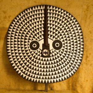Máscara Bwa-Bobo Soleil I