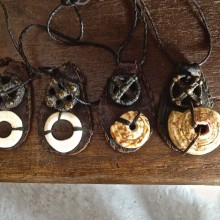 Amuleto antiguo Dogón