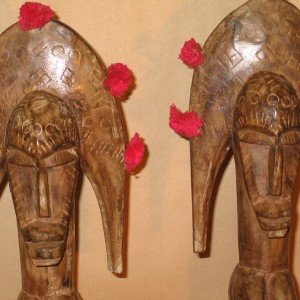 Muñecas Bambara II