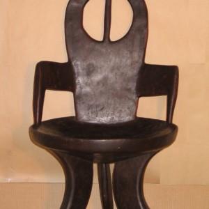 Silla Etíope II