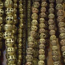 Abalorios bronce
