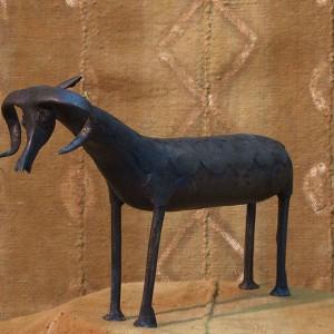 Antilope de bronce