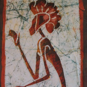 Batik Djembe fola