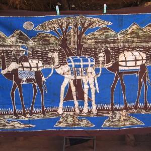 batik la Caravana