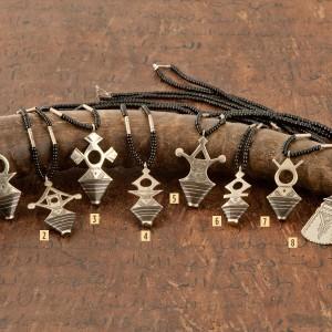 Cruces tuareg ébano