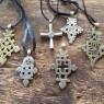 Cruces coptas etíopes