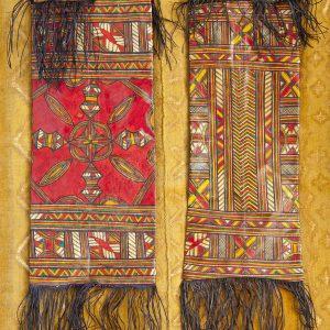 Cojín tuareg