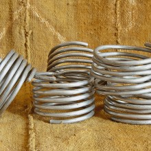 Brazalete aluminio sur Etiopía