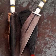 Cuchillos etíopes