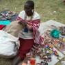 Pulseras Masai de matrimonio