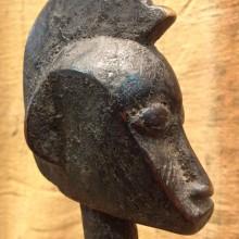 Talla guerrero bambara