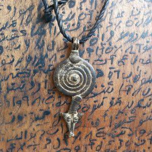 Colgante Lobi bronce antiguo I