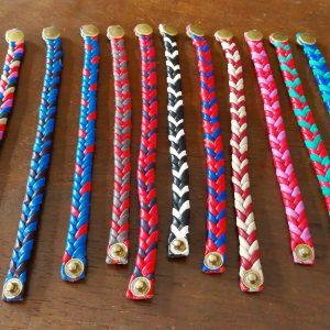 Pulseras colores Chawen