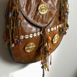 Bolso tribal africano I