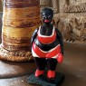 Colono africano de madera I