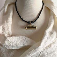 Amuleto tuareg agata