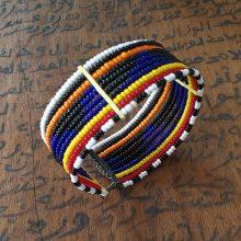 Pulsera Masai estrecha