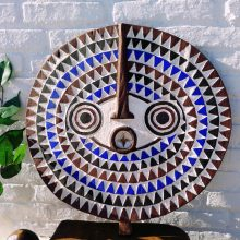 Máscara Bobo Sol 1