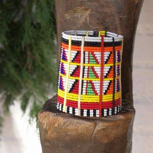 Pulsera masai matrimonio