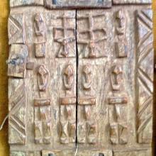 Puertas Dogón pequeñas