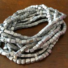 Collar abalorios etíopes aluminio