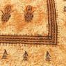 Tela Bogolan amarilla Burkina Faso