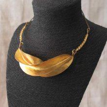 Collar Fulani Dorado