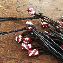 Cordón de cuero tuareg