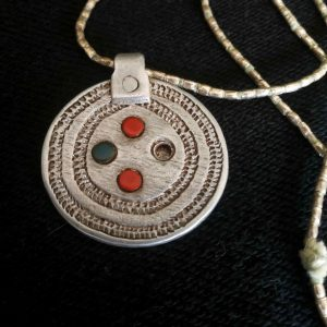 Colgante-amuleto Norte Etiopía