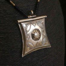 Colgante amuleto Tuareg Mopti