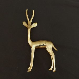 Gacela de bronce
