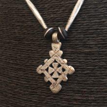 Collar cruz etíope I