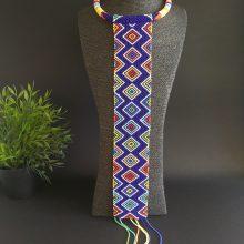 Collar Masai corbata
