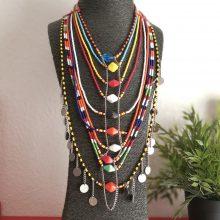 Collar Masai 10 tiras